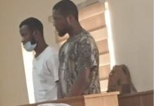 Akhipkemelo Lukman and Esene Daniel were sentenced for hacking a First Bank account following an EFCC investigation