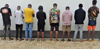 EFCC arrests 16 internet fraudsters at Majestic Hotel, Enugu