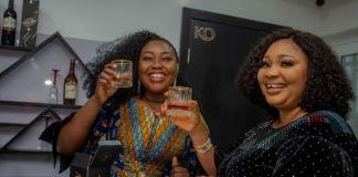 Jaiye Kuti and Kiki Okewale