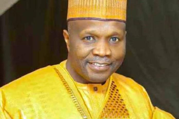 Gombe Governor Yahaya Inuwa