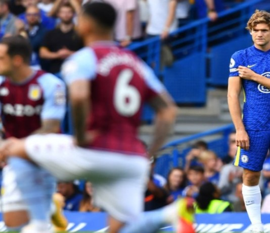 Marcos Alonso will no longer take the knee before matches