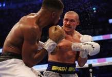 Oleksandr Usyk has defeated Anthony Joshua to become the new world champion