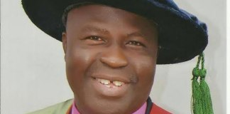 FUOYE Vice Chancellor, Professor Abayomi Sunday Fasina has been accused of fraud