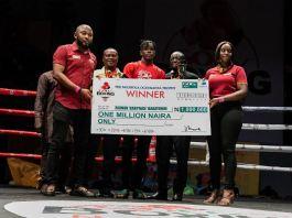 "Rilwan ""Baby Face"" Babatunde emerged best boxer at GOtv Boxing Night 23"