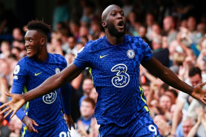 Lukaku has scored three goals in two successive appearances for Chelsea this season