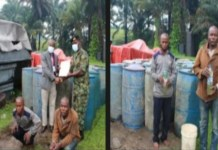EFCC nab two suspected illegal oil dealers