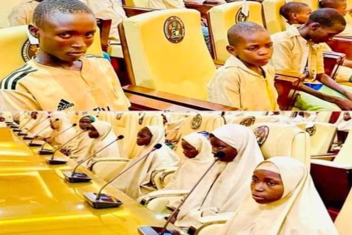 Zamfara students