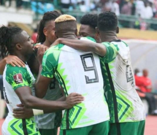 Balogun and Osimhen scored as Nigeria beat CAR 2-0
