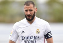 Kareem Benzema is accused of blackmailing Mathieu Valbuena
