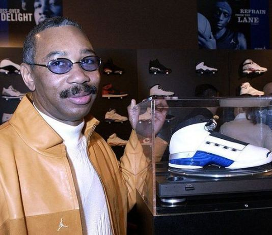 Nike executive Larry Miller served a jail sentence for the murder in 1965