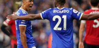 Leicester beat Man Utd 4-2