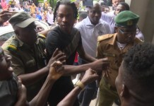 Naira Marley was arraigned in court by EFCC in 2019