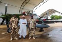 Nigeria recieves final batch of Super Tucanos