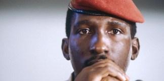 Thomas Sankara was shot dead in a coup