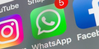Whatsapp, Facebook and Instagram are all down