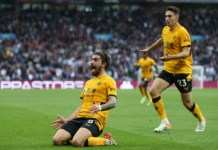 Wolves scored three times in the final ten minutes of the game