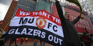 The Glazer family currently owns more than 75% of Man Utd shares