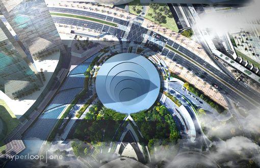 How a Hyperloop station could look  Business Breakfast RECAP: MPs demand financial watchdog publish leaked RBS report CFR NJL 121017hyperloop 03