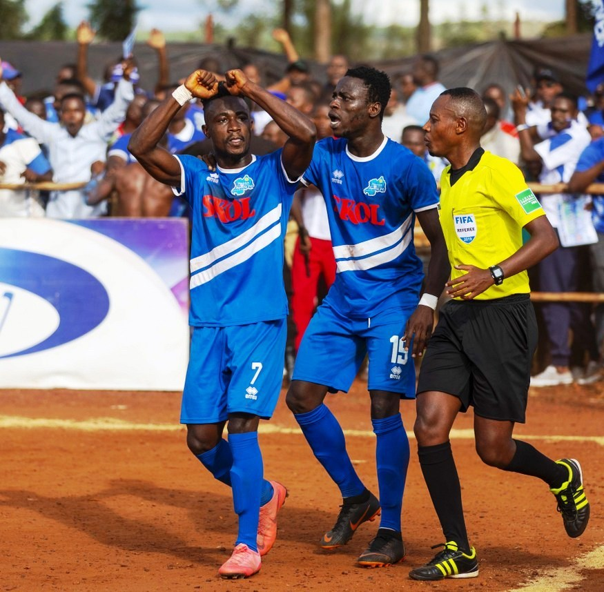 Rayon Sports FC Clinches Top Football League Title – THE CHRONICLES