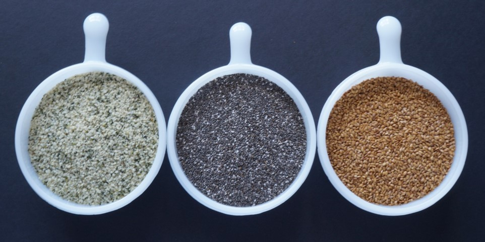 Seeds: Planting Health In To Your Body