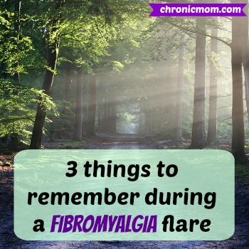 3 things to remember during a Fibromyalgia diet