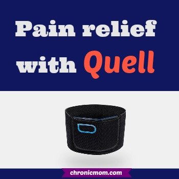 Pain relief with Quell