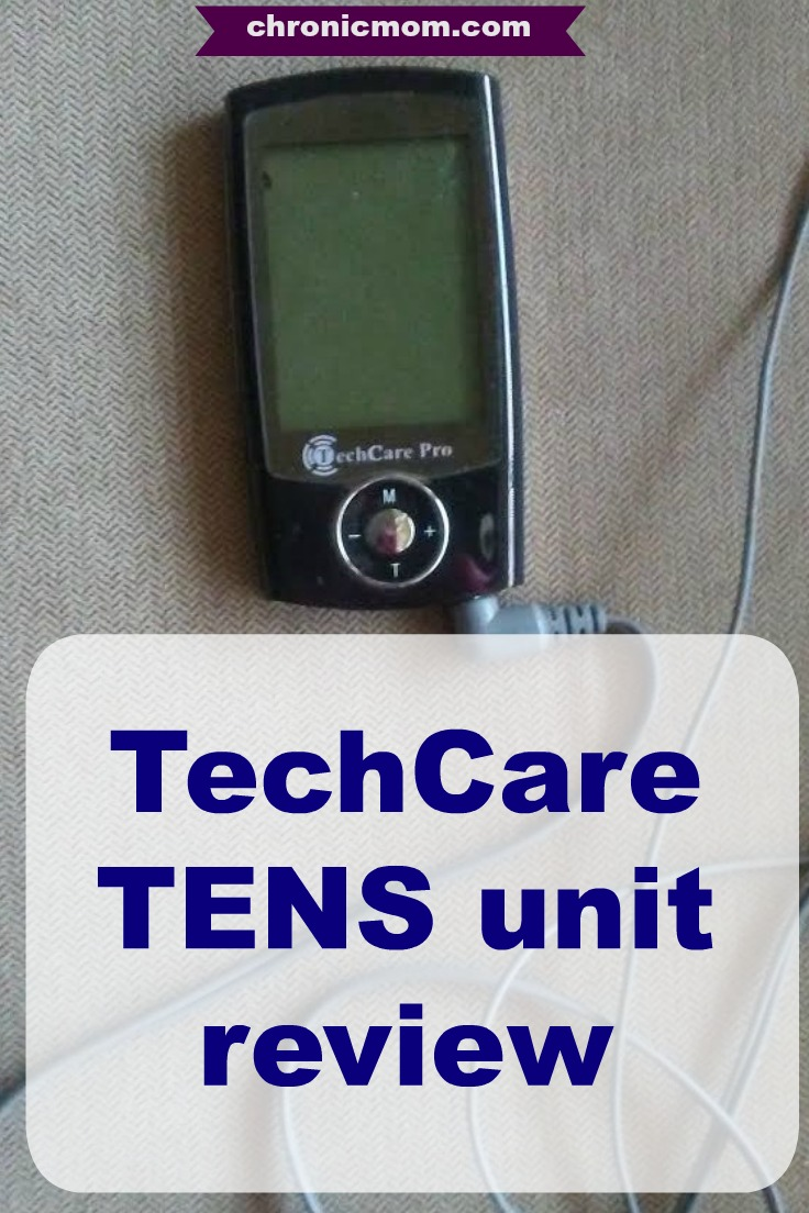 techcare TENS unit review