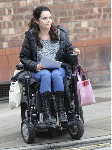 British celebrities increase awareness of EhlersDanlos