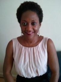 Angèle Mbarga, présidente de Fibrome Info France