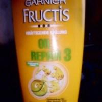 garnier fructis aux 3 huiiles