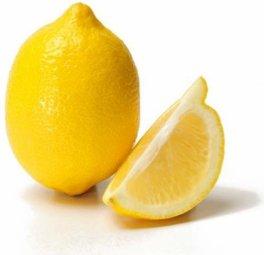 benefits of lemon on dark marks