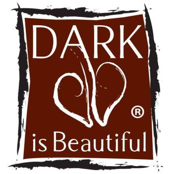Logo Dark is beautiful