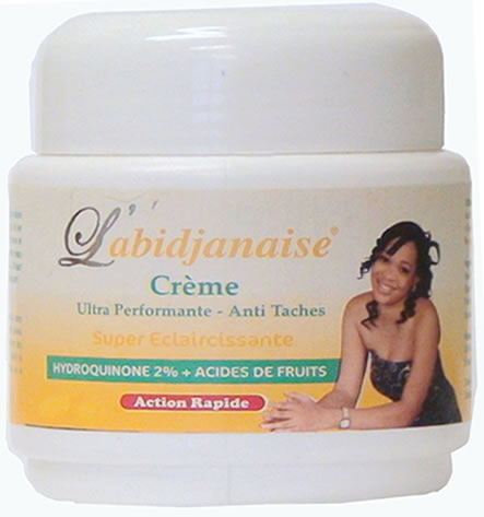 L'abidjanaise® Cream Image