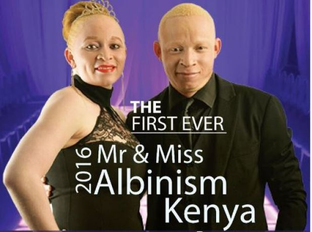 Albinism Society of Kenya