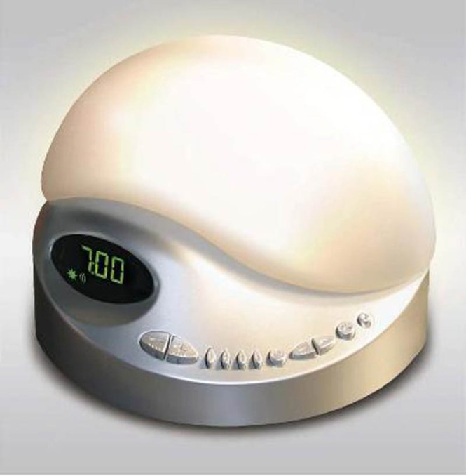 Light Therapy Alarm Clocks A Fit For