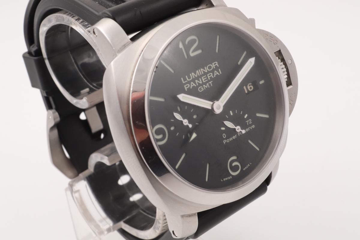 Panerai Luminor-1950-3-days-GMT - Chronometrie Pietzner