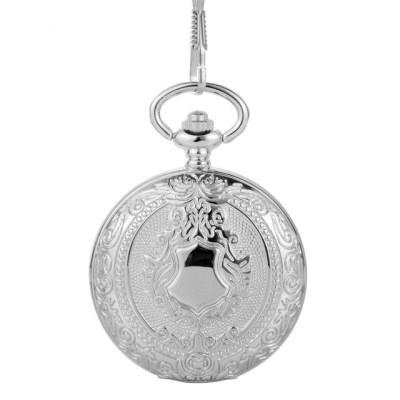pocket watch with formal crest