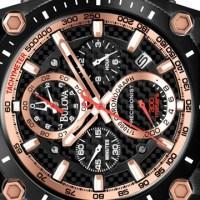 Hands On με το Bulova Champlain Precisionist Chronograph Black