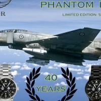 Συλλεκτικά ρολόγια Aviator για το Phantom στο Watchlovers
