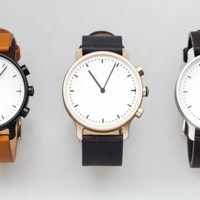To Nevo είναι ένα αναλογικό smartwatch