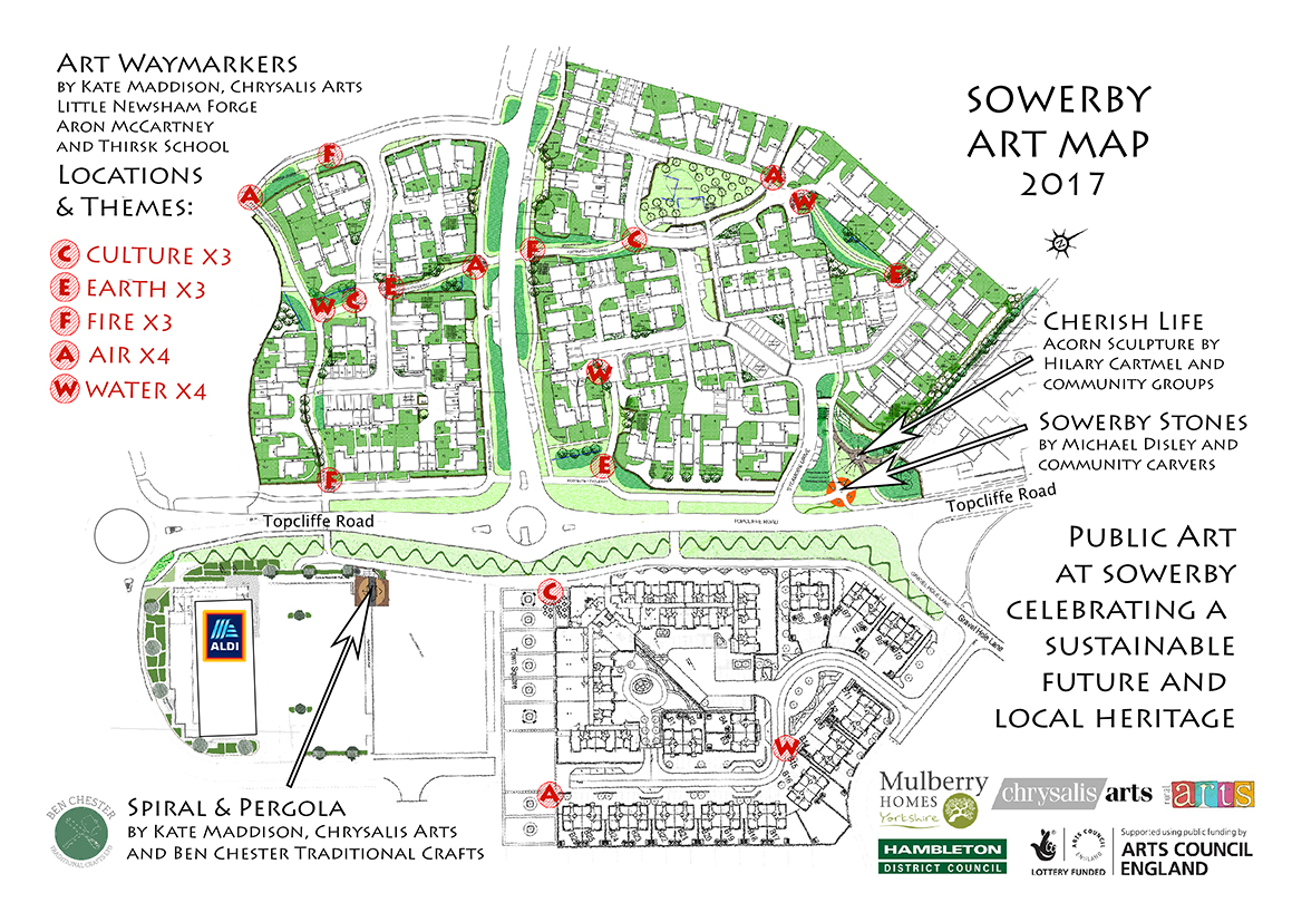 hight resolution of sowerby art map