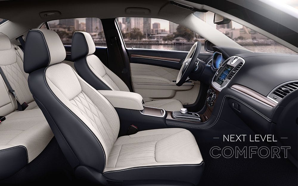 Image Chrysler 300c Interior