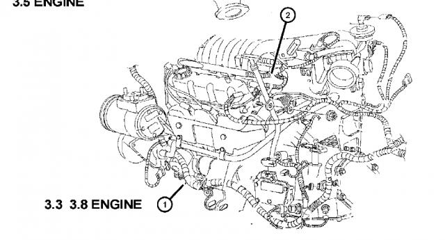 2003 Dodge Caravan 3 3 Ignition Coil Wiring Schematic