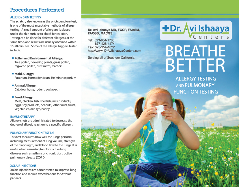 Breathe Easier Brochure Exterior