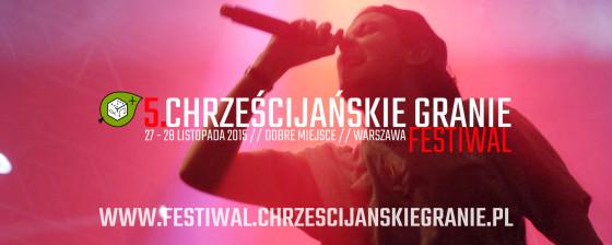 5. Festiwal Chrześcijańskie Granie