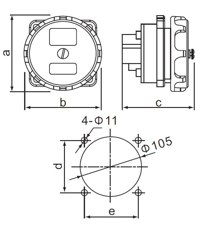 250-400A Large Current Socket Connectors