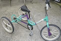 Vélo de l'espoir