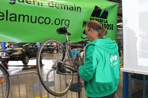 partenaire des vélos de l'espoir