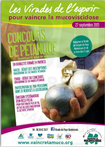 Virades Pays Boulonnais - Pétanque Marck en calaisis