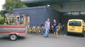 Nouveau partenaire avec LaPoste - vélos de l'espoir